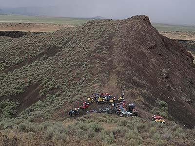 ATV Volcano