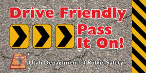 Tips for Drive Friendly Pass It On!