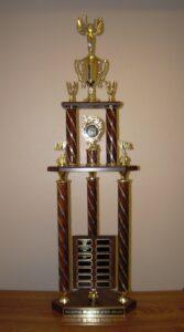 Dec 2010 Beautification Trophy