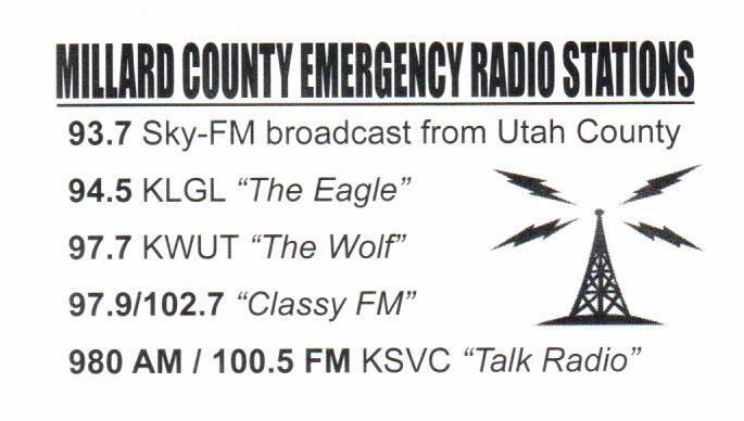 MC Emergency Radio Stations